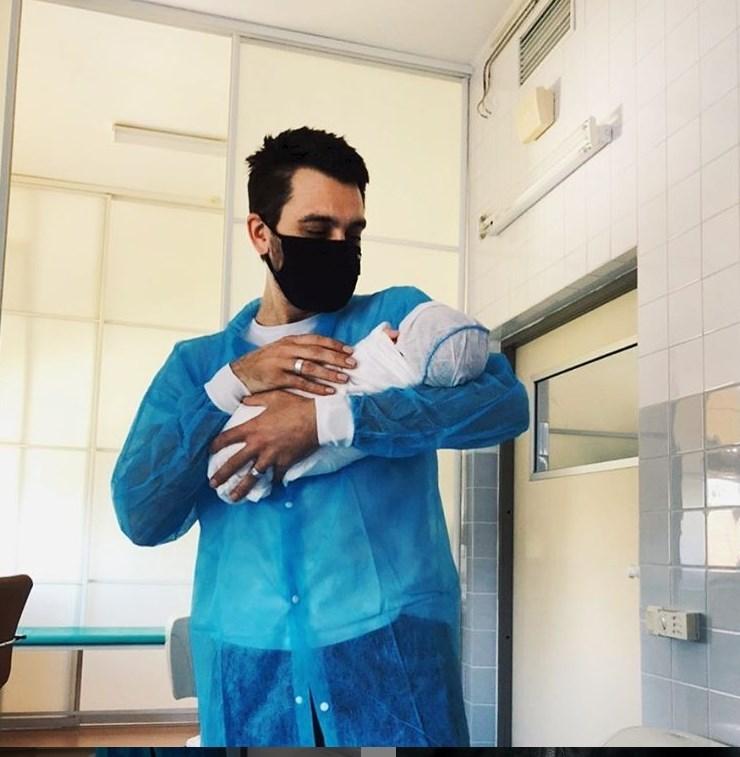 Onuka народила сина - перше фото
