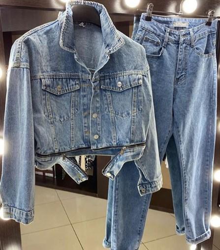 Модные джинсы лето 2020