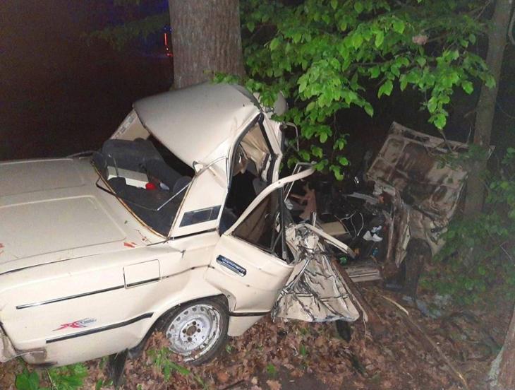 На Київщині в аварії загинули троє молодих людей – Новини Києва
