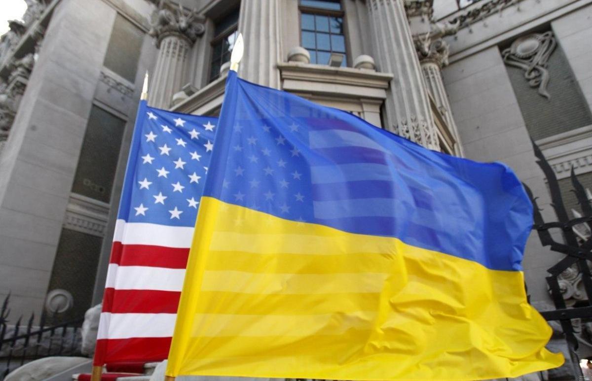 Україна, США