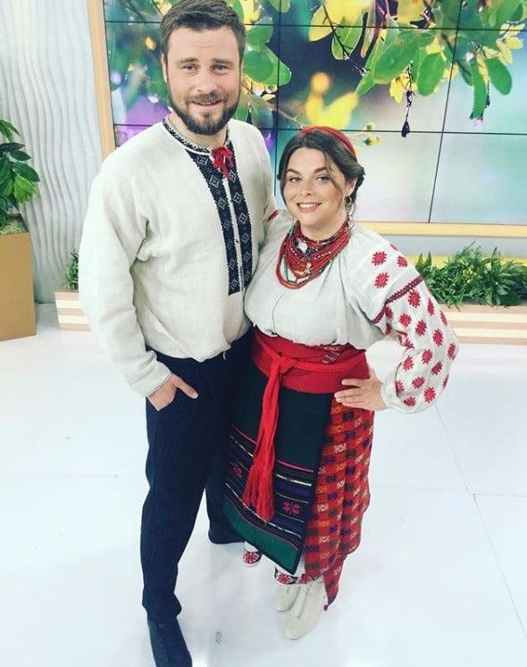 Неля Шовкопляс и Егор Гордеев