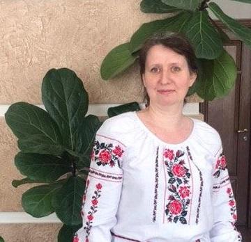 Оксана Костюк