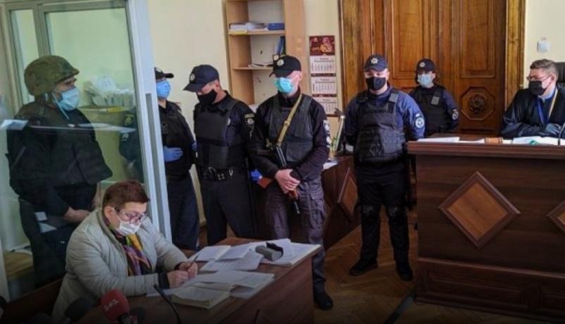 Анатолій Захаренко, суд