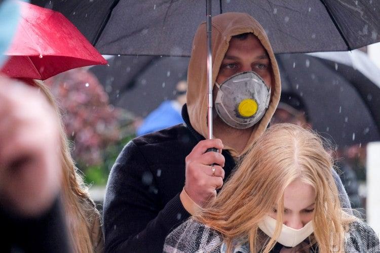 Погода в Києві та області сьогодні також буде дощовою / Фото УНІАН