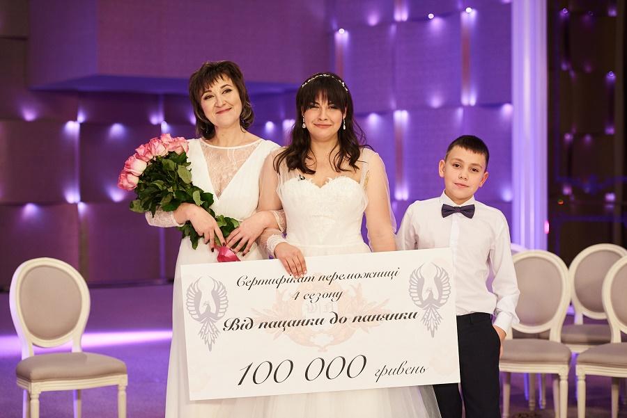 Евгения Мазур - победительница Від пацанки до панянки 4 сезон