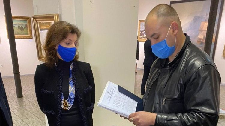 Марина Порошенко, повестка