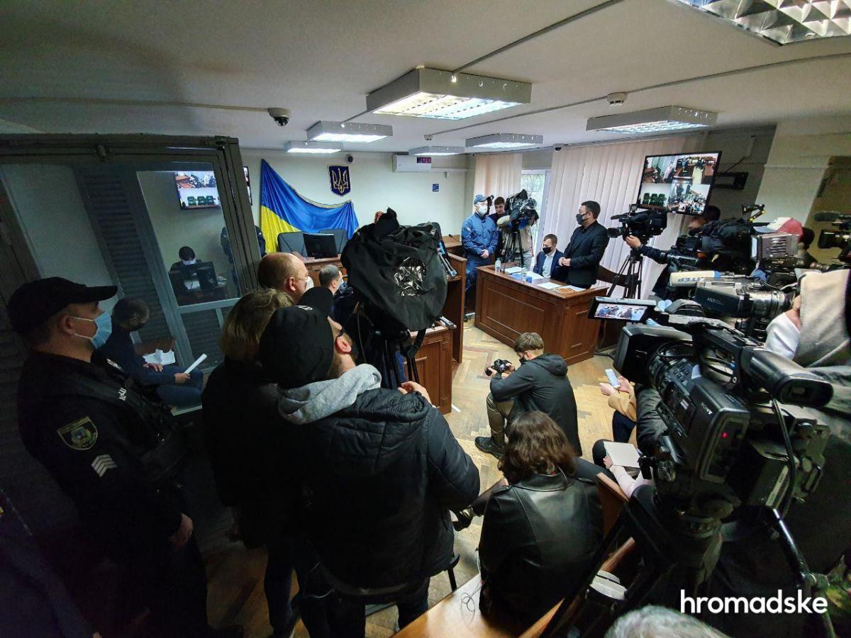 Обрання запобіжного заходу фігуранту справи про зґвалтування в Кагарлику Сергію Суліму
