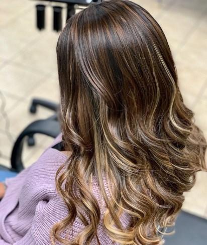 Модное окрашивание волос 2020 лето