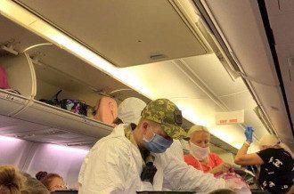 Прибывшим пассажирам провели температурный скрининг / PavlovskyNEWS