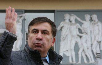На Михо Саакашвили в Киеве совершили покушение