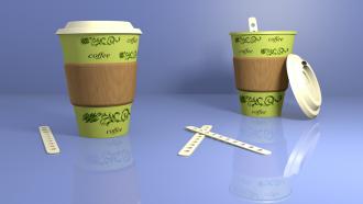 кофе, кофе на вынос