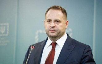 Єрмак розповів про новий план по Донбасу