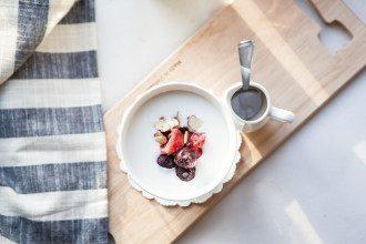 Йогурт - самый полезный завтрак