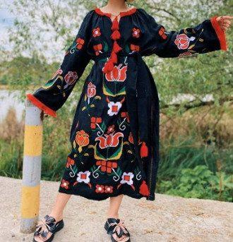 Модные вышиванки 2020