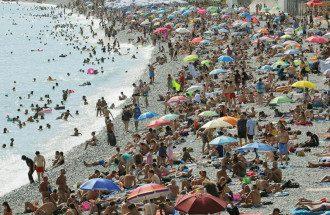 пляж,лето