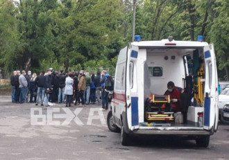 Медики протестуют против ложных диагнозов / Фото: Вечерний Харьков