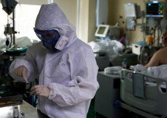 Ученые, лаборатория