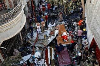 Авіакатастрофа в Пакистані
