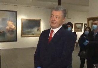 Своими действиями Порошенко пытается показать, что власть его преследует