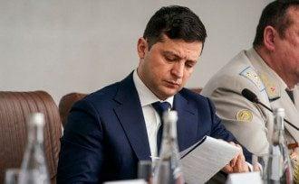 Опитування Зеленського 25 жовтня - офіційно оголошені всі 5 питань