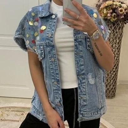 Джинсовые куртки 2020