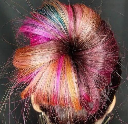 Інколи колір волосся - це крик душі / Instagram