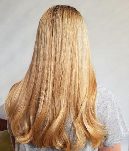 Золотистый блонд - цвет творческих личностей / Instagram