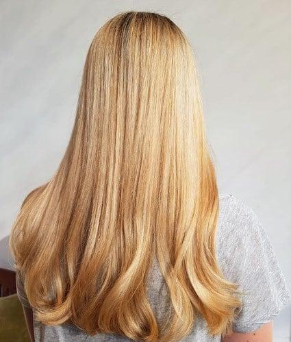 Золотистий блонд - вибір творчих особистостей / Instagram