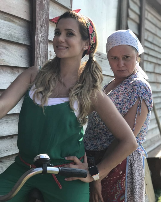 Віталіна Біблів в серіалі Будиночок на щастя