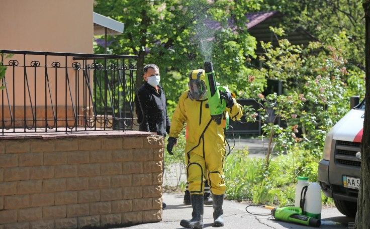 В Україні вже понад 25 тисяч інфікованих вірусом – Коронавірус Україна