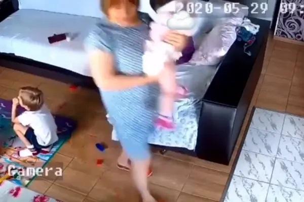 Новини Запоріжжя - з'явилося відео, як померла дитина в дитсадку