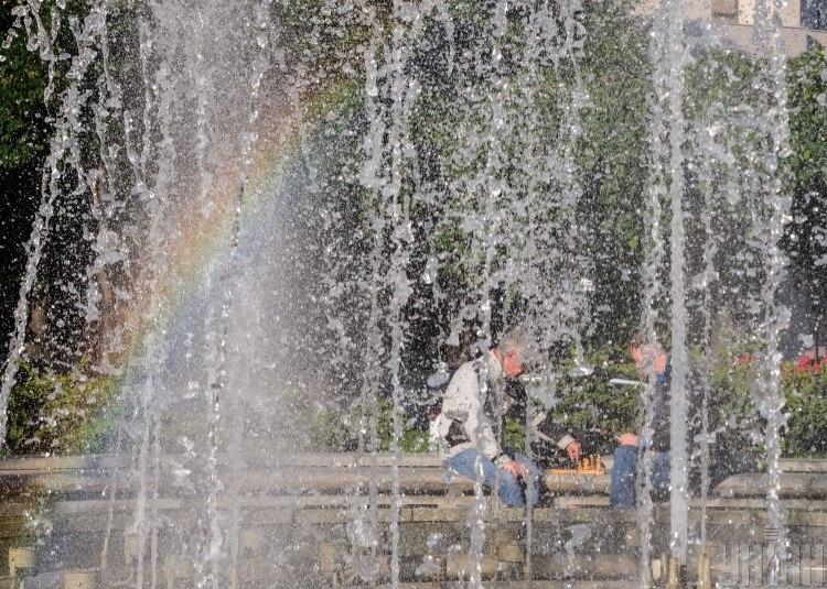 Синоптики спрогнозировали Киеву сухие и теплые дни – Погода Киев