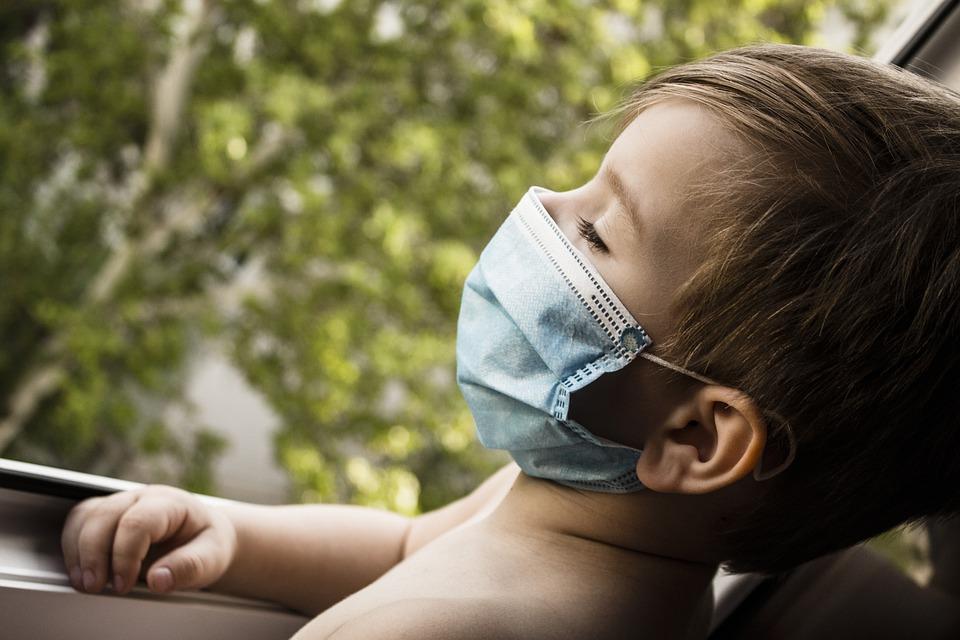 коронавірус дитина