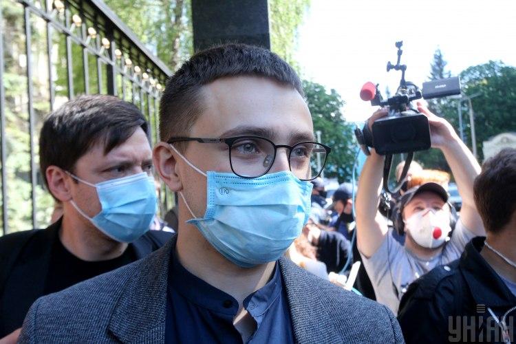 Стерненку повідомили про підозру за двома статтями КК – Сергій Стерненко