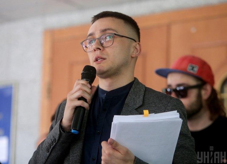 Активісту суд не обрав запобіжний захід – Сергій Стерненко