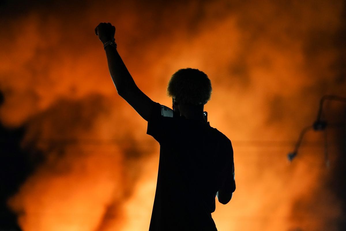 протесты в США, Атланта
