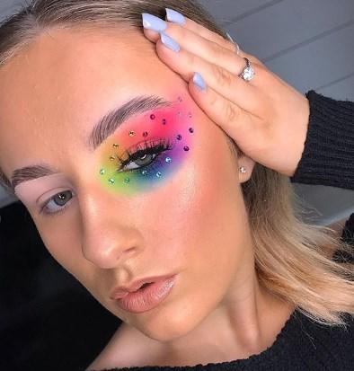 Літній макіяж 2020