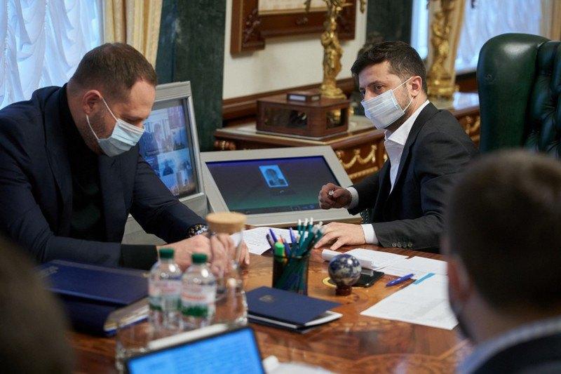 Коронавирус в Украине — Зеленский сообщил хорошие новости
