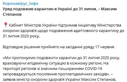 Коронавірус в Україні та світі: скільки людей заразилися і померли на 17 червня
