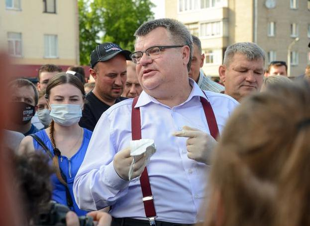 Віктор Бабарико