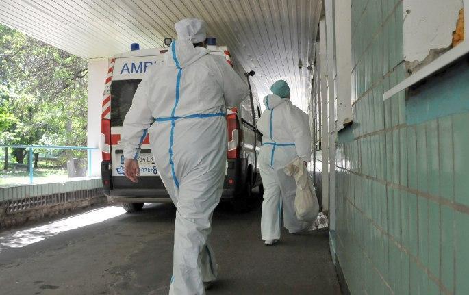 В Киеве за сутки вирус из Китая диагностировали у рекордного количества людей – Коронавирус Киев