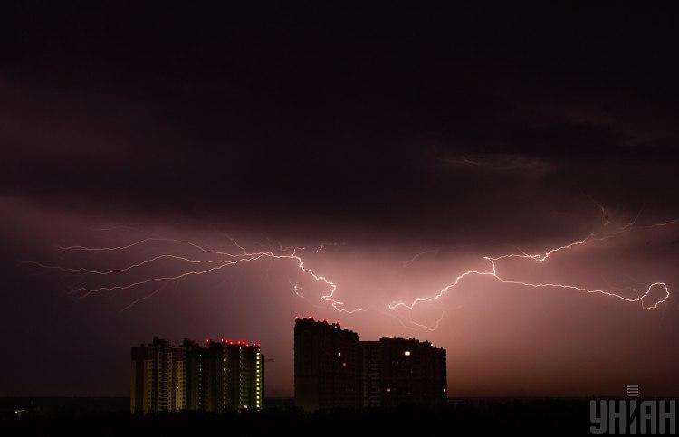 Скоро Києву загрожують удари стихій – Погода на завтра Київ