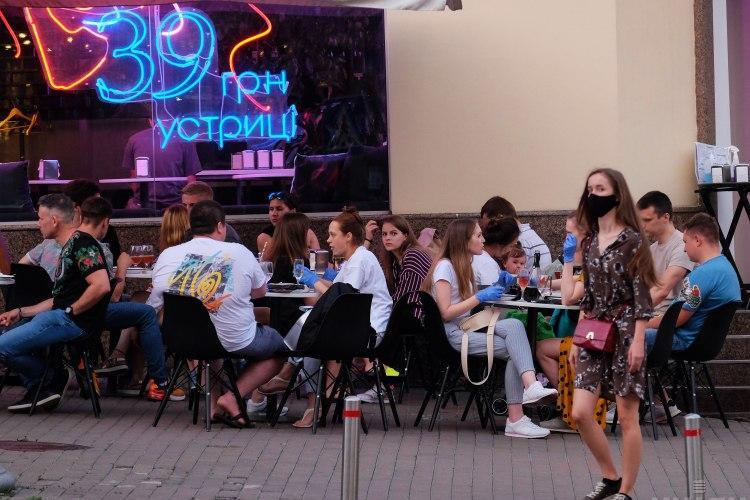 У Києві знову послабили карантин – Київ карантин