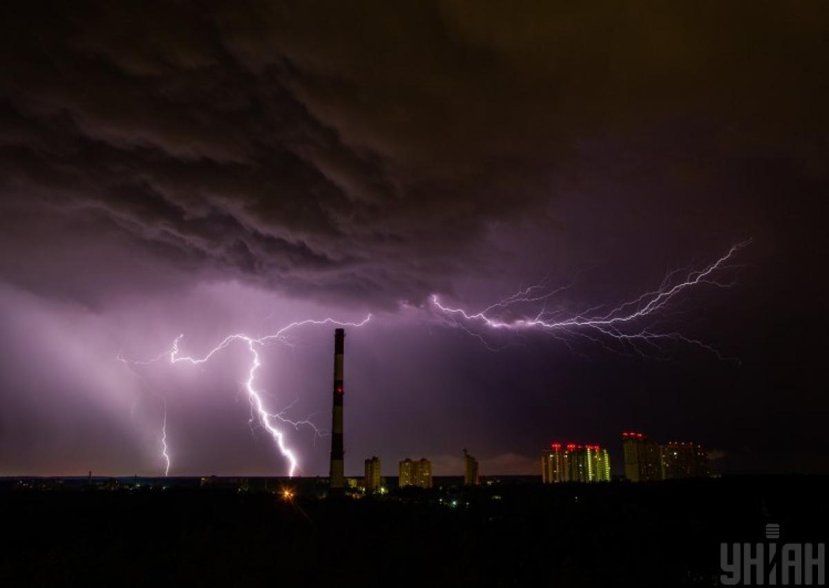 Синоптики предупредили, что в Киеве в среду будут дожди и гроза – Погода Киев завтра
