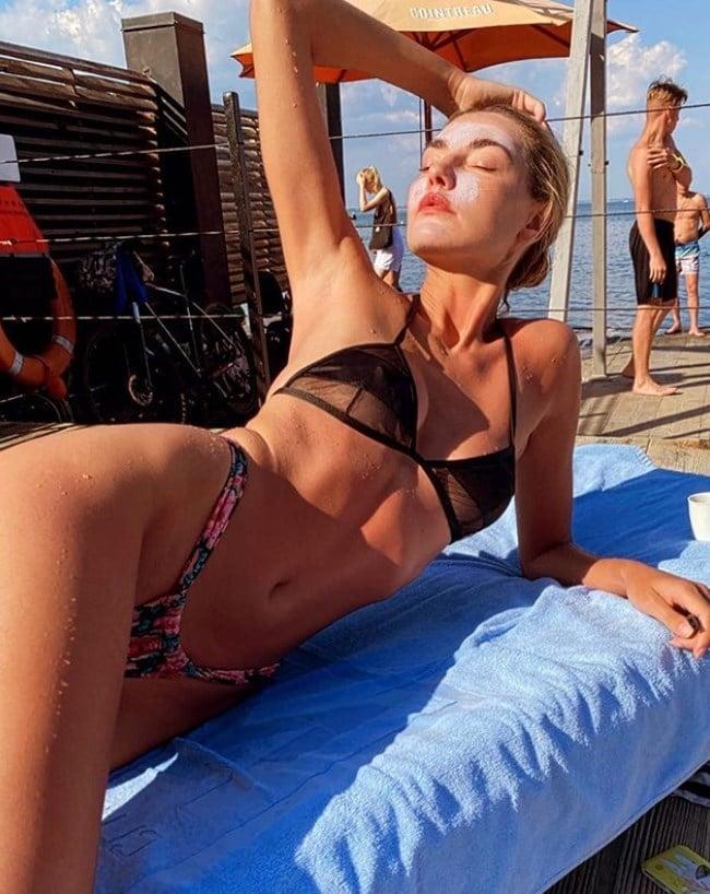 Аліна Байкова