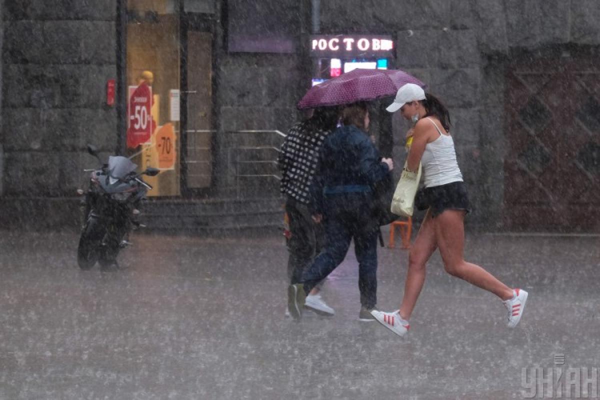 Эксперт предупредил, что в начале июля в Украине будут ливни – Погода в Украине на месяц