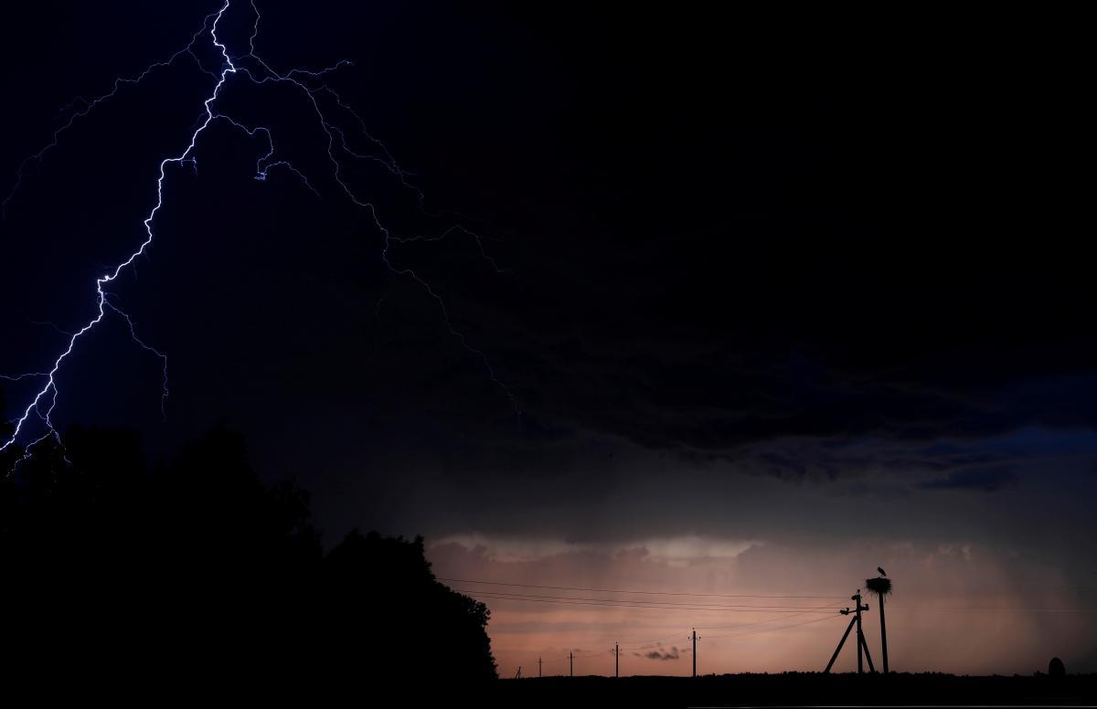 Синоптики предупредили, что ряду областей Украины грозят удары стихий – Погода в Украине сегодня
