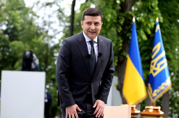 Социологи выяснили, что в Украине уровень одобрения действий Владимира Зеленского поставил антирекорд – Зеленский новости Украина