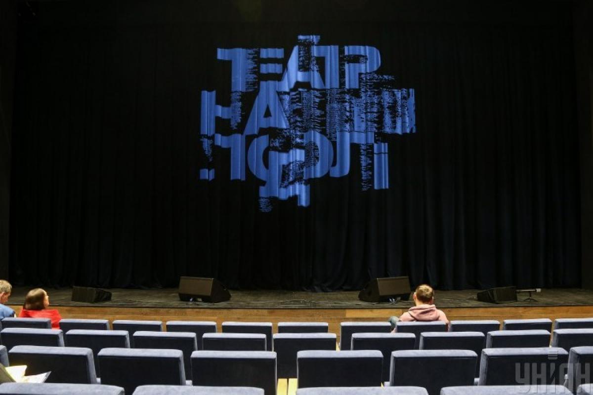 Театр, Поділ