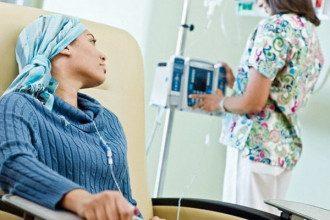 Рак блокує жовчний проток, печінка не працює належним чином/ Tomocentr